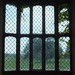 The Oriel Window, South Gallery, Lacock Abbey, Wiltshire