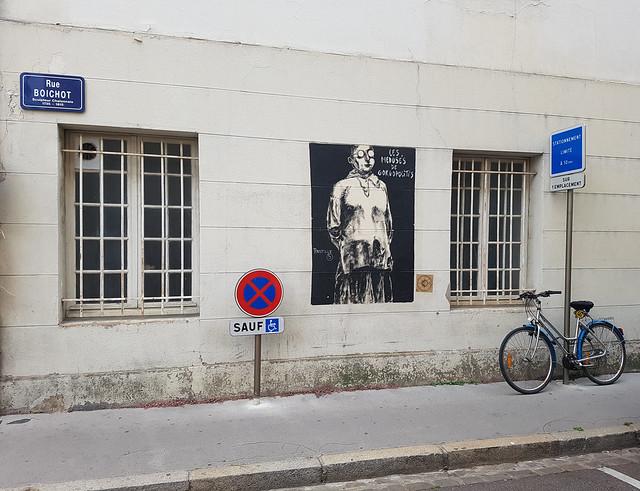 Chalon dans la rue