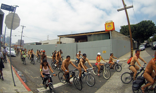 L.A. World Naked Bike Ride 2018 (133731)
