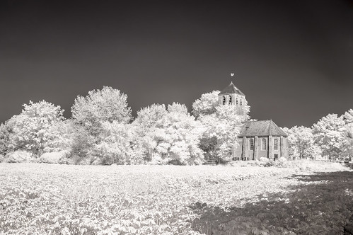 Church of Westerland - Infrared