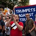 London Stop Trump demo 13 July 2018 12