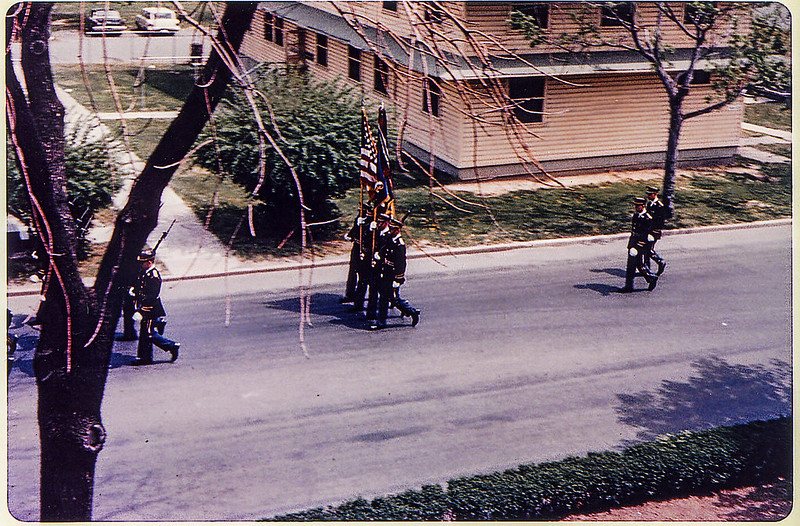 1962-1963-Gary Rogers-Charlie Company-1st Battle Group