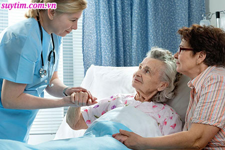 Sức khỏe của người bệnh suy tim ở giai đoạn cuối luôn là mối quan tâm của người bệnh và gia đình
