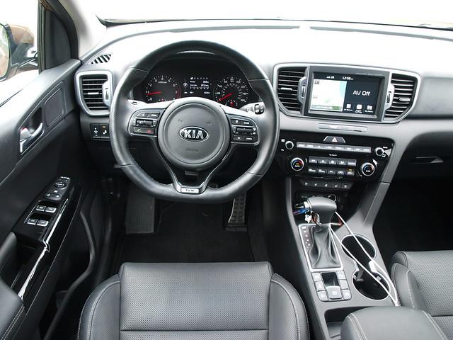 2018 Kia Sportage SX Turbo AWD