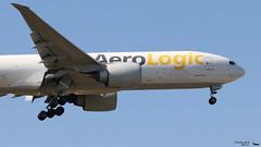 Boeing 777 -FZN AEROLOGIC D-AALF 36201 Francfort mai 2018