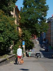 Jours d'été à Stockholm : promenade dans Södermalm