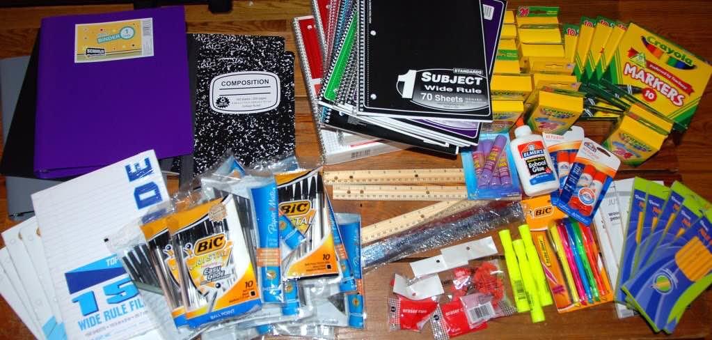 Back-to-School Shopping Season Begins