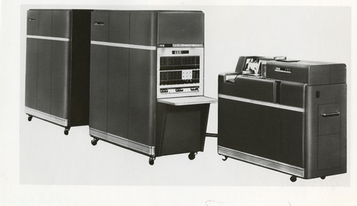 IBM 650 Magnetic Drum Data Processing Machine