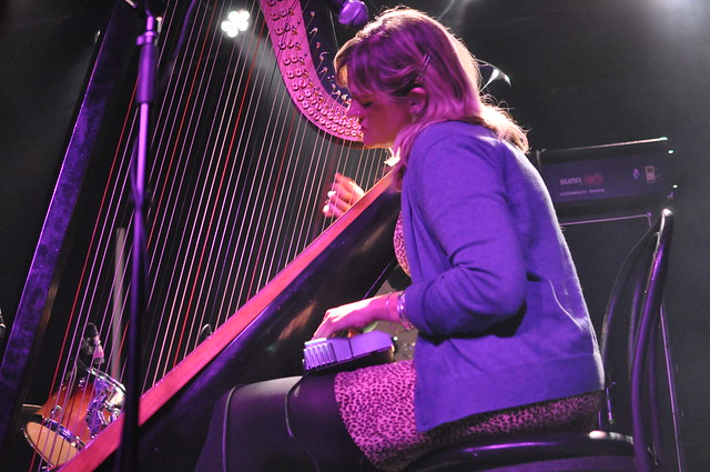 Mary Lattimore at The 27 Club