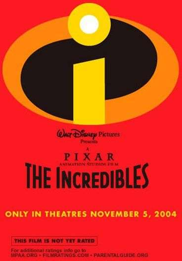 The Incredibles - Poster 1