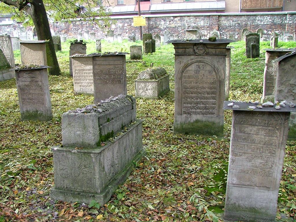 Remuh_Jewish_Cemetery_in_Kraków_(Poland)22