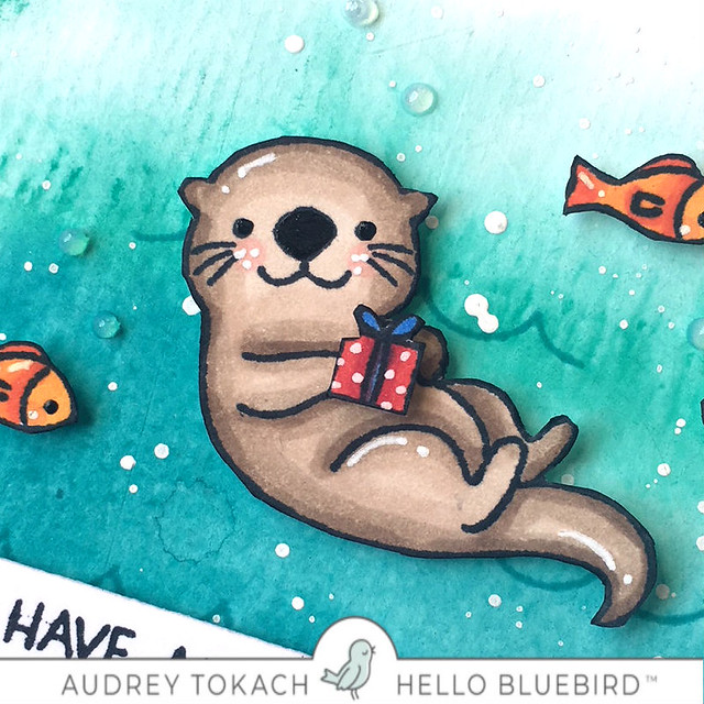Otter and Friends_peek