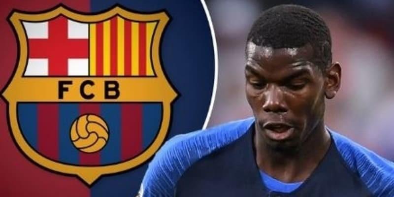 Paul Pogba Sudah Ditawarkan ke Barcelona Oleh Agennya Mino Raiola