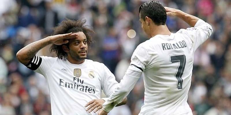 Marcelo Mengungkapkan Kalau Dia Akan Kangen Ronaldo di Los Blancos