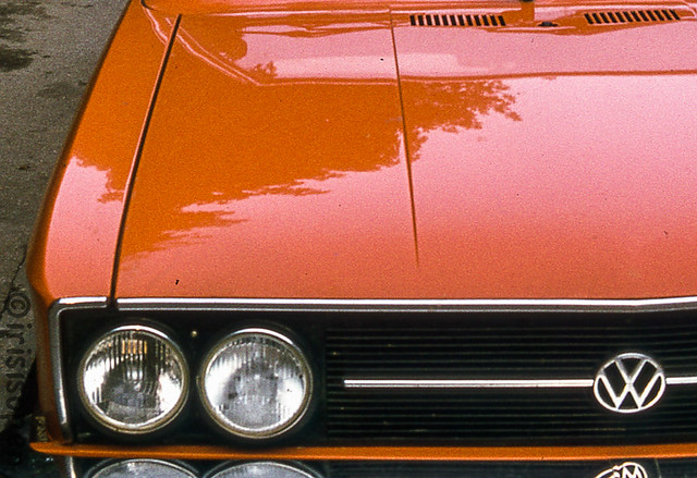 K70 # 059 # Canon FTQL Diafilm - 1977