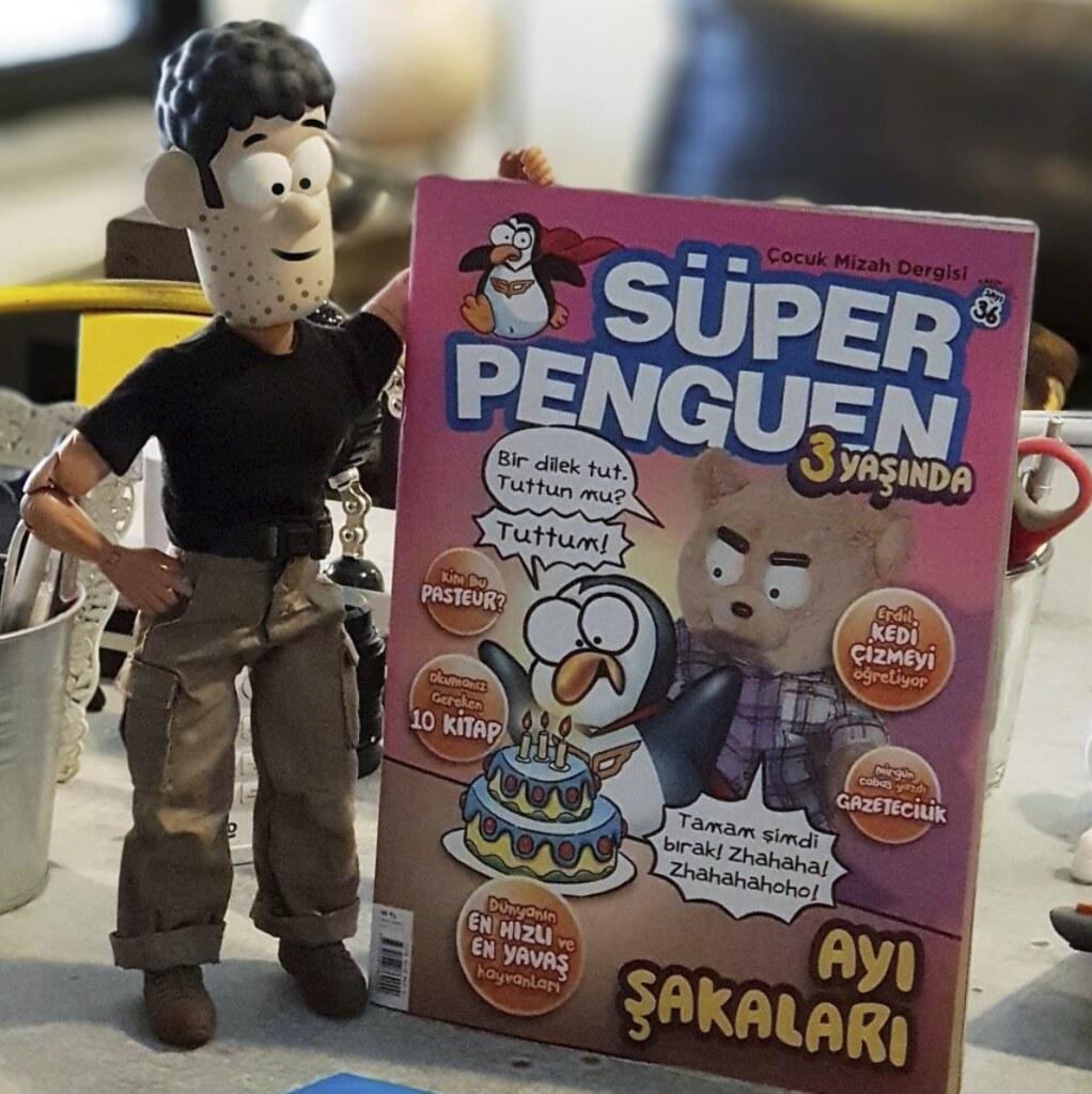 超級企鵝漫畫雜誌