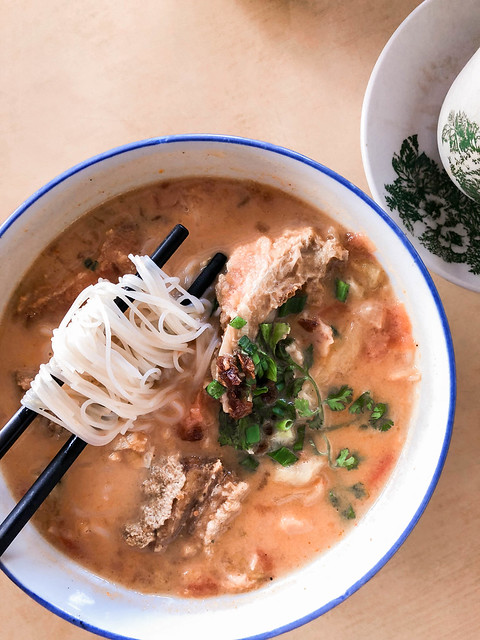2.Soon Soon Pan Mee & Fish Head Noodle