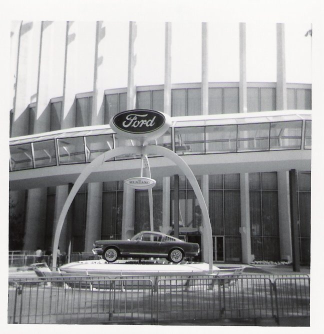 Ford Pavilion at the 1964-1965 New York World's Fair.