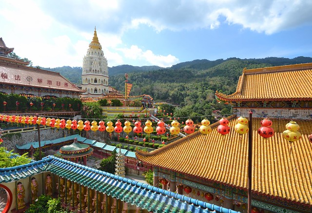 penang island itinerary travel guide kek lok si temple