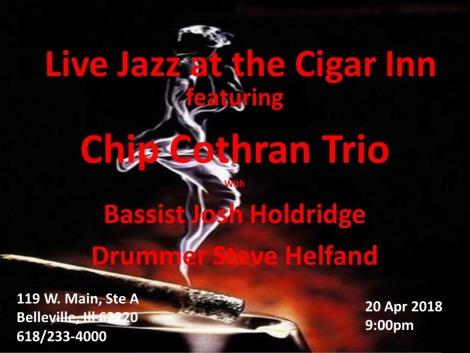 Cigar Inn 4-20-18