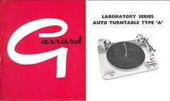 Garrard Type A