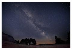 Milky Way from Blea Tarn
