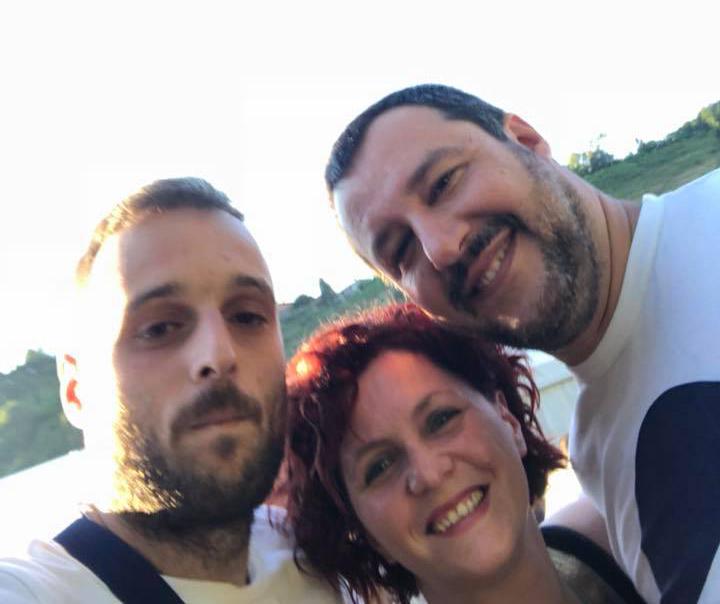 Salvini a Pontida, tra proclami e bagno di folla - Primopiano