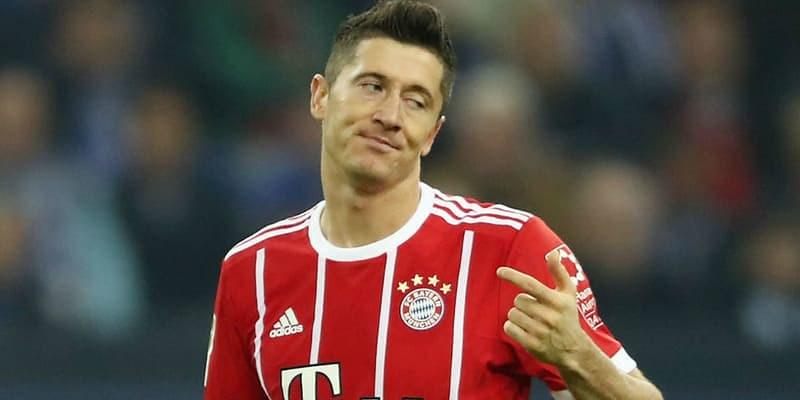 Manchester United Akan Ikut Memburu Robert Lewandowski