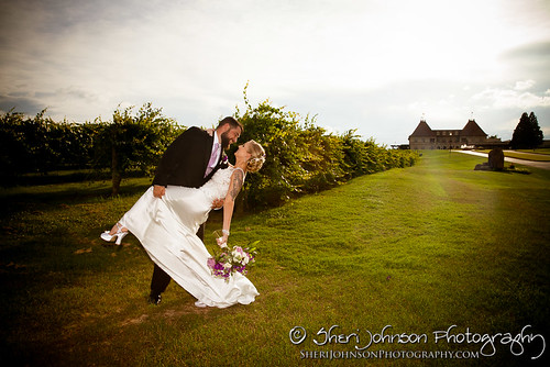 M+B Wedding Day Photos at Chateau Elan