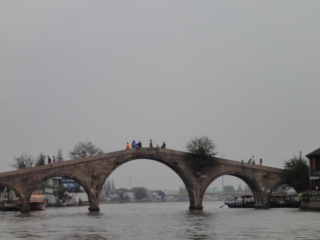 Pont Fangsheng Qiao à Zhujiajiao