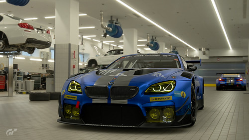Bmw M6 GT3 (Walkenhorst Motorsport)_2