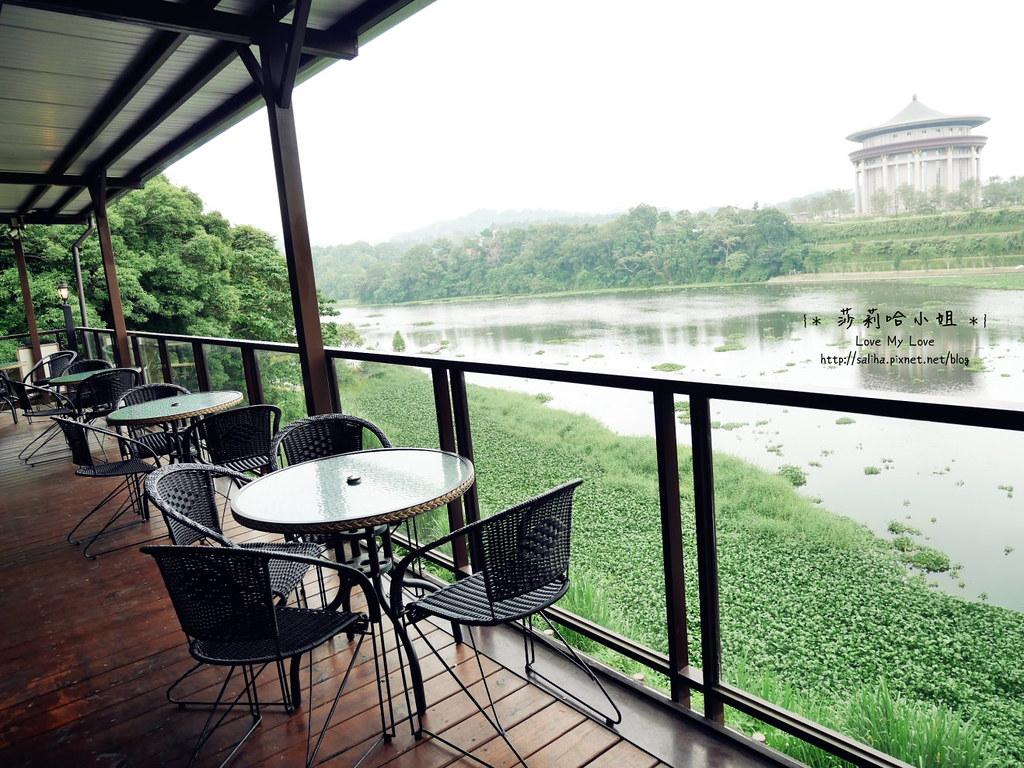 峨眉湖附近景觀餐廳推薦雪之湖咖啡下午茶義大利麵 (15)