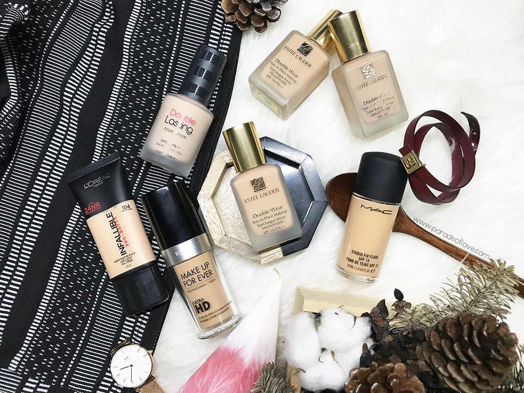 Top 5 Foundations you need to check out