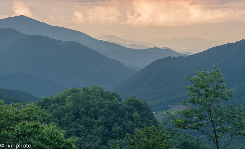 Great Smoky Mountains Expressway, North Carolina
