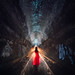 Glowworm Cave by Jingshu Zhu