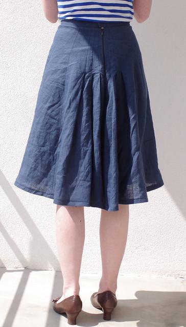 Fantail Skirt version moderne