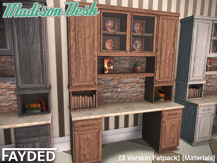 FAYDED – Madison Desk