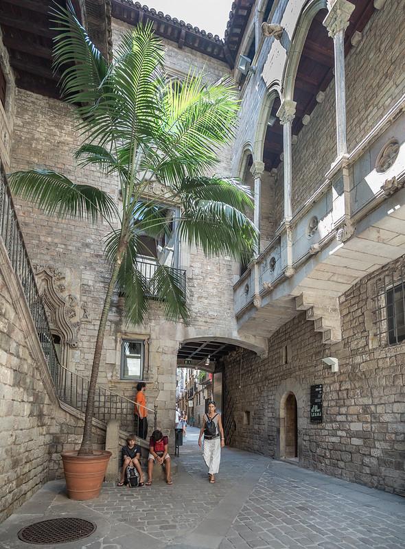 Museo Picasso, Barcelona, España