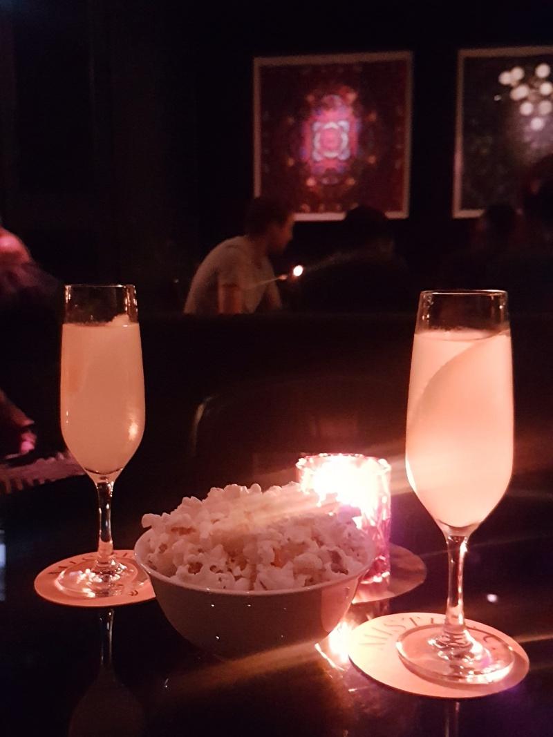 Bisha Hotel bar