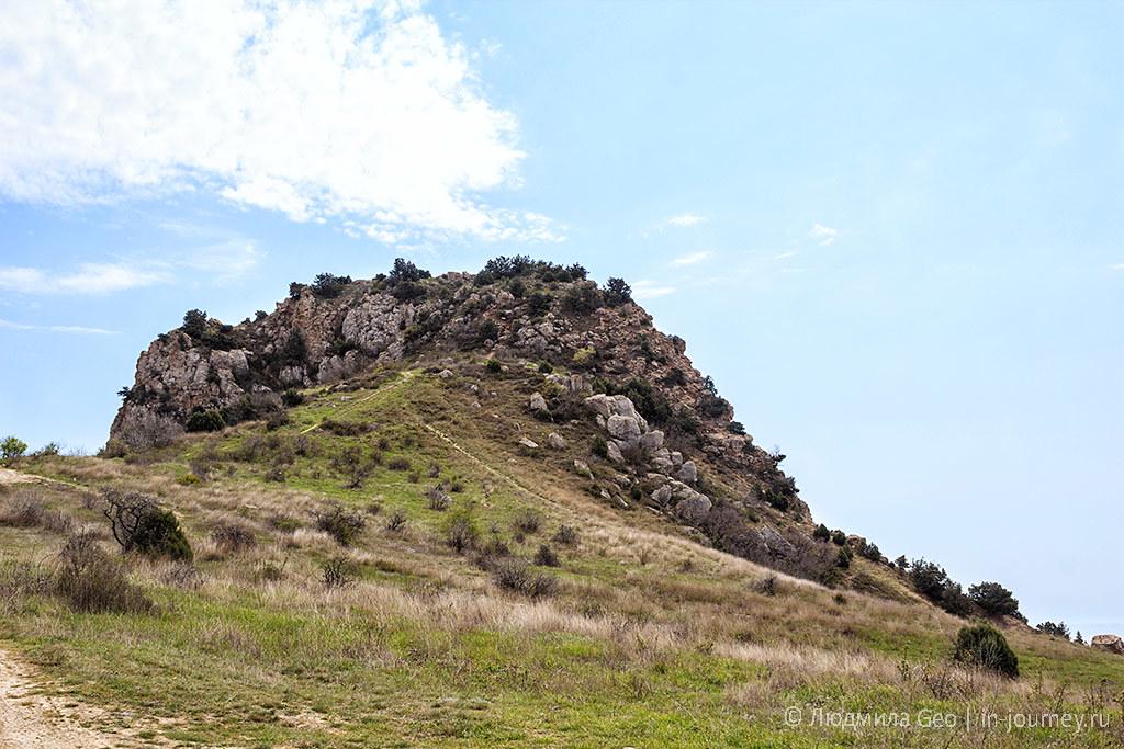 скала Мотыль (Мытилино)