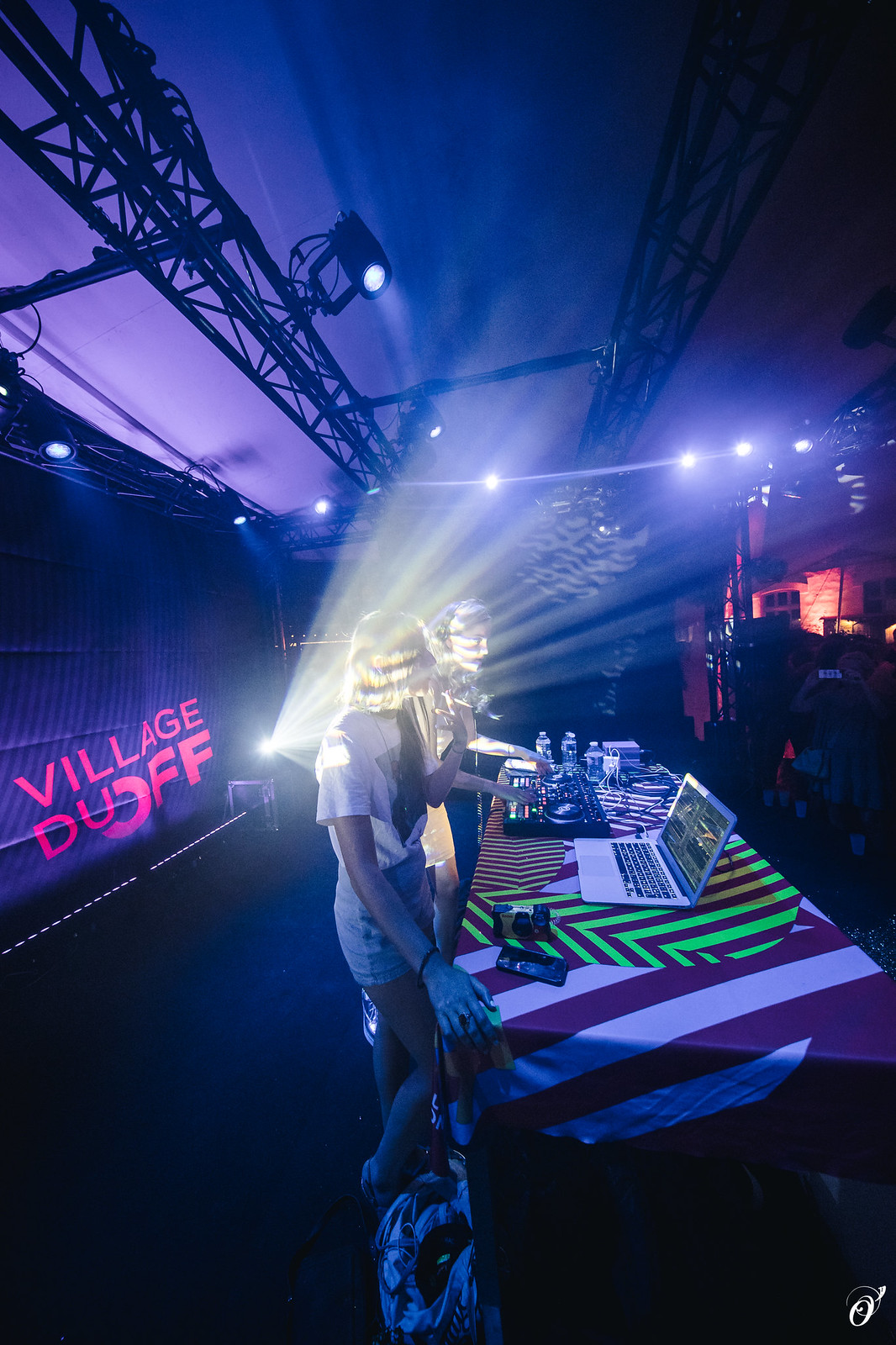Dj set d'Écran total au Village du #OFF18