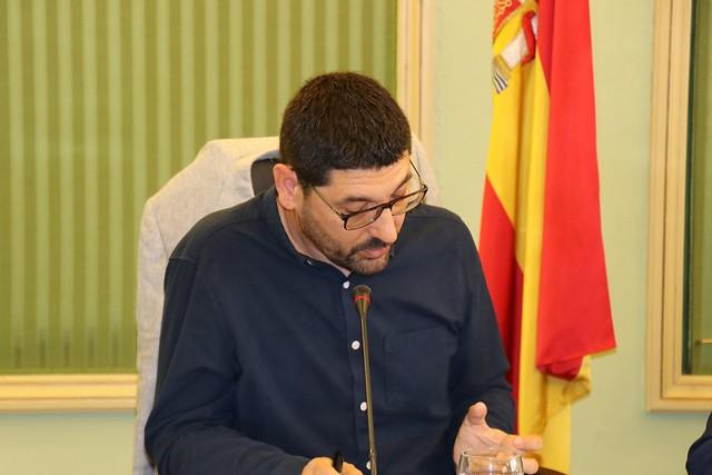 Comparecencia Parlamento Balear