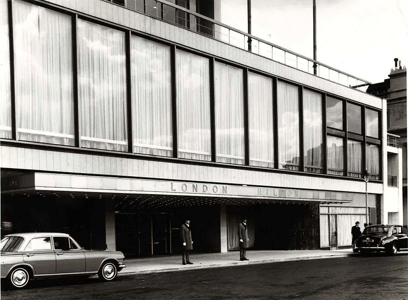 London Hilton on Park Lane celebrates 55 years