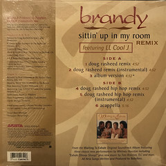 BRANDY:SITTIN' UP IN MY ROOM(REMIX)(JACKET B)