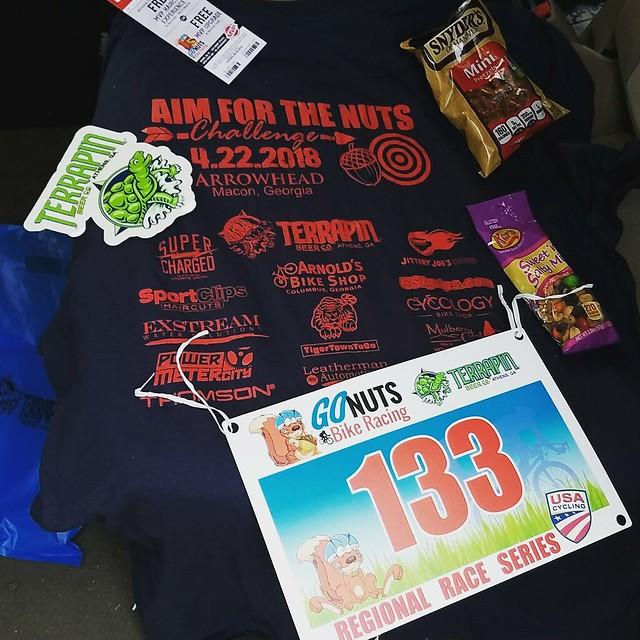 GoNutsBiking MTB race 4.  Arrowhead Trail