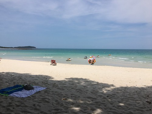 サムイ島 4月24日チャウエンビーチがきれいですよ-ベストシーズンキター