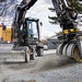 Volvo EWR150E with engcon Tiltrotator