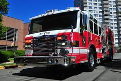 Englewood Cliffs Fire Department Engine 1