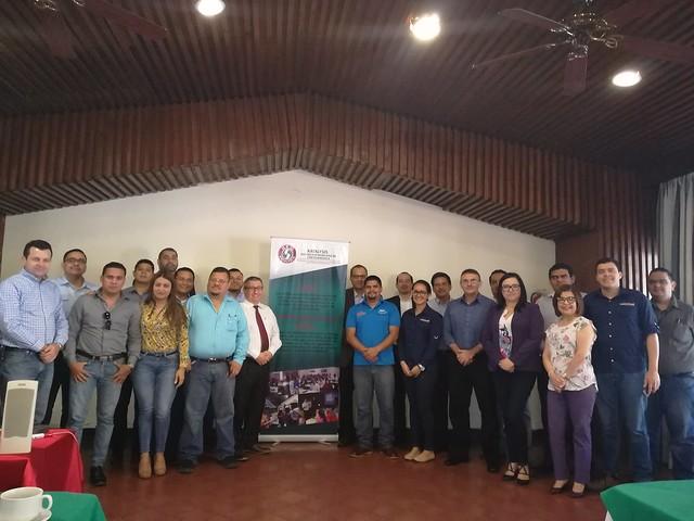 Taller Estrategia de transformación tecnológica y digital en Honduras