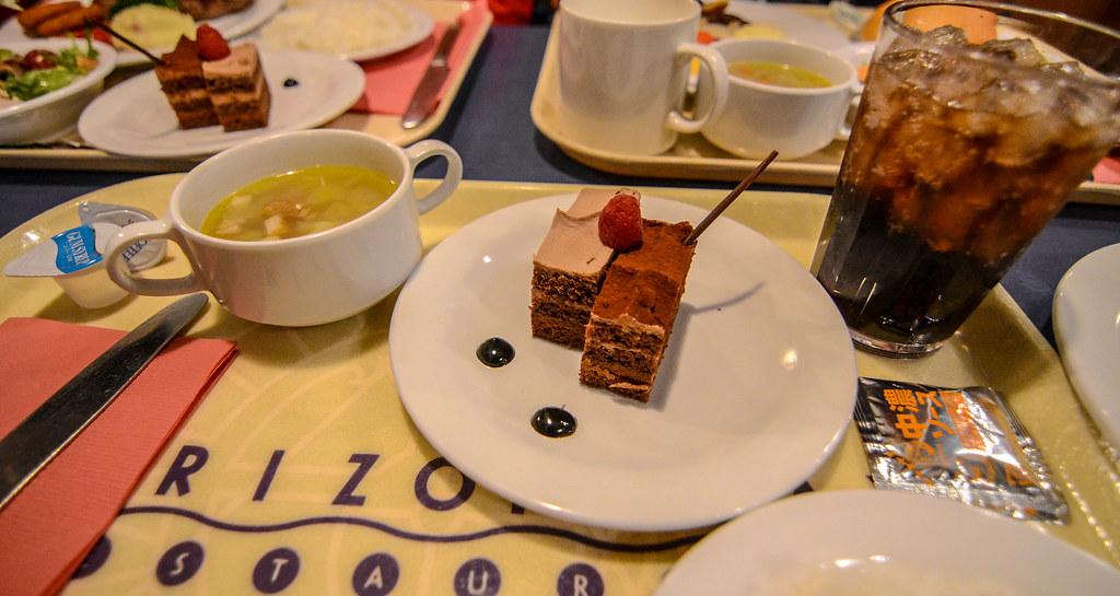 Cake soup Horizon Bay TDS
